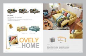 Sofa giường đa năng cao cấp tại Nội thất nhập khẩu Funika với rất nhiều kiểu dáng hiện đại và sắc màu tươi sáng