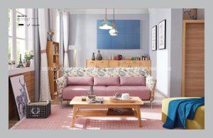 Vẻ đáng yêu của Sofa giường đa năng giá rẻ