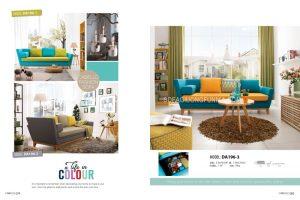 Sofa giường thông minh Funika với rất nhiều kiểu dáng thanh lịch và thời trang