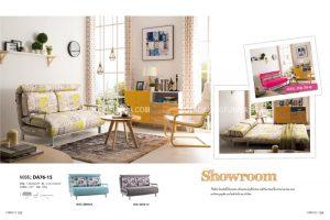 Những sắc màu đáng yêu của Sofa Giường Thông Minh tiện lợi