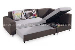 Ghế sofa giường với rất nhiều tiện ích tuyệt vời cho người sử dụng