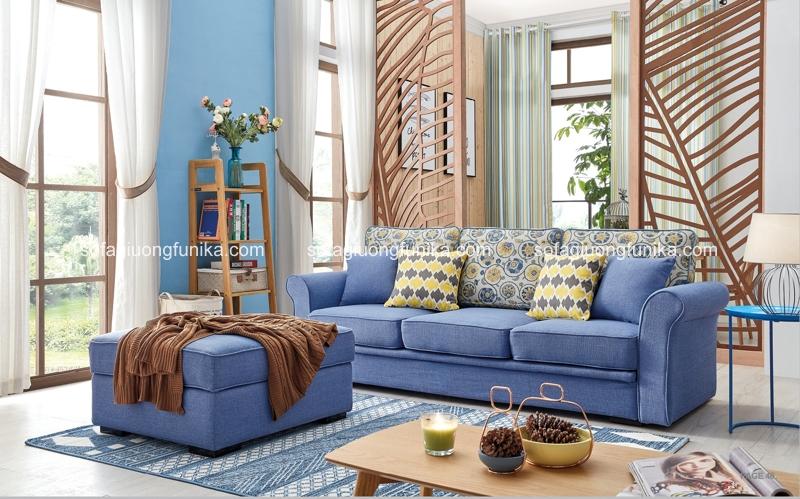 Chất liệu ảnh hưởng đến chất lượng cũng như thẩm mĩ của ghế sofa giường đa năng