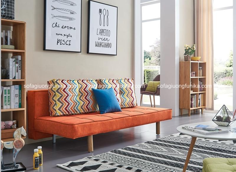 Một thương hiệu nổi tiếng trên trường quốc tế sẽ đảm bảo về từng chi tiết trên chiếc ghế sofa giường đa năng của bạn
