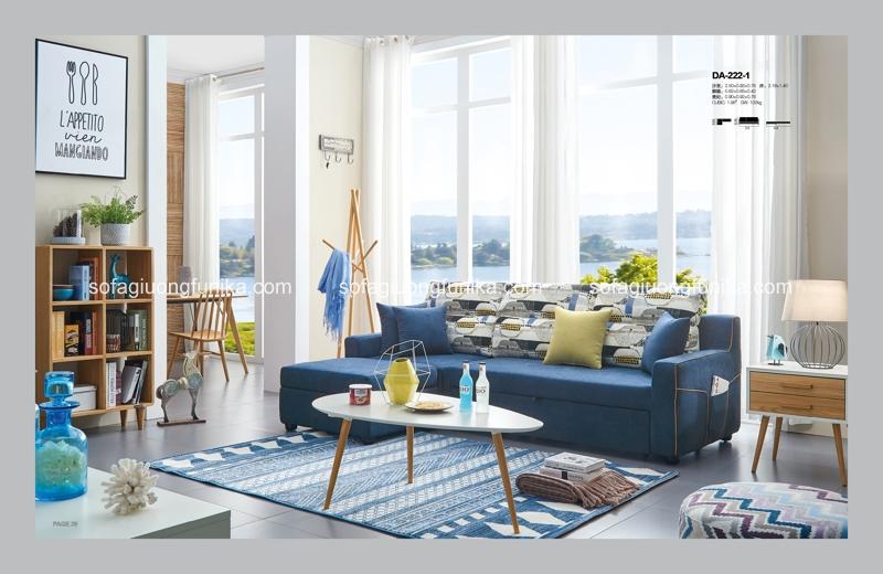 bạn đang có ý định muốn mua một mẫu sofa giường nhập khẩu cho hè này và đang băn khoăn không biết nên lựa chọn màu sắc như thế nào cho hợp lý?