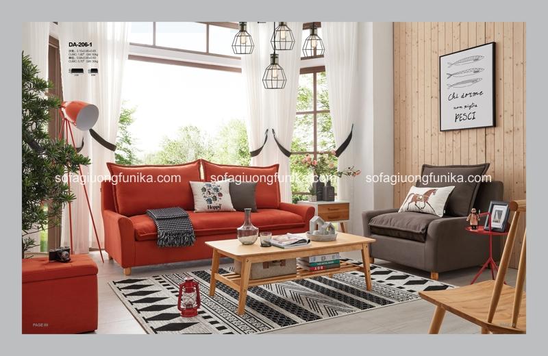 Sofa giường đa năng được yêu thích vì tính thông minh vượt trội cùng tính thẩm mỹ cao của nó