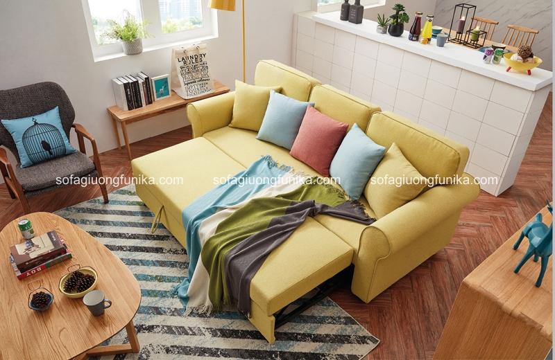 Tất cả những mẫu sofa giường này đều được phân phối chính hãng từ Nội thất nhập khẩu Funika