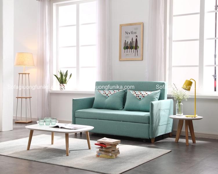 Liên tục tung ra những mẫu thiết kế mới, cùng dón xem lần này Funika gửi đến các bạn độc giả những mẫu ghế sofa giường đa năng như thế nào nhé