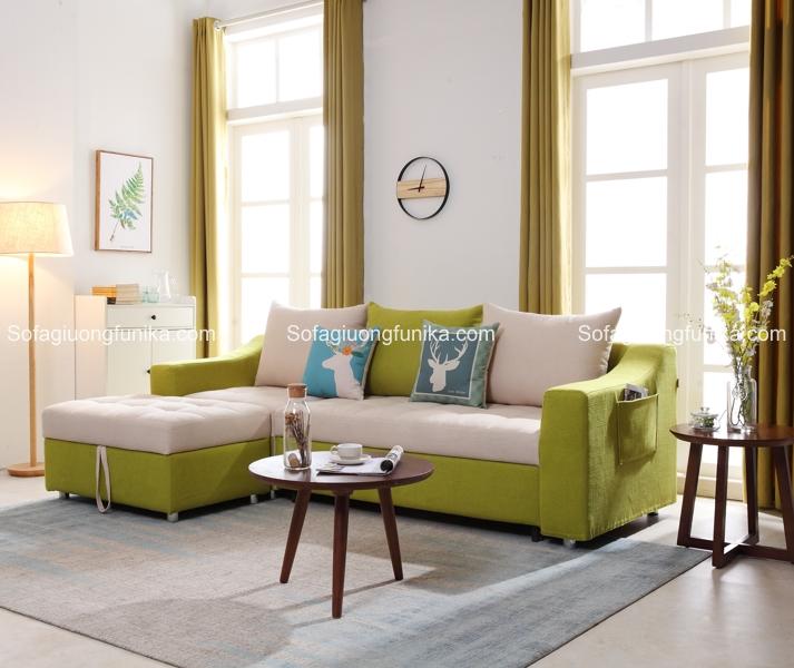 Dáng vẻ phong cách của sofa giường