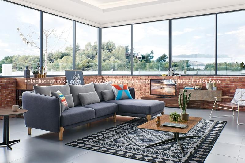 Những màu sắc cơ bản của sofa thường
