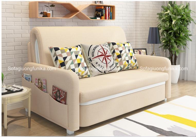 Đây là một mẫu sofa giường đẹp được ưa chuộng tại Funika
